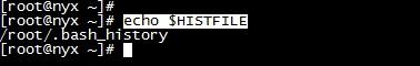histfile